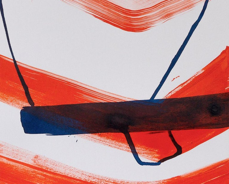 4.29 15 - Abstract Painting by Jill Moser