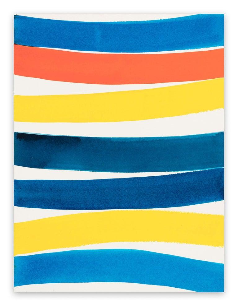 Kim Uchiyama Abstract Painting - Chord