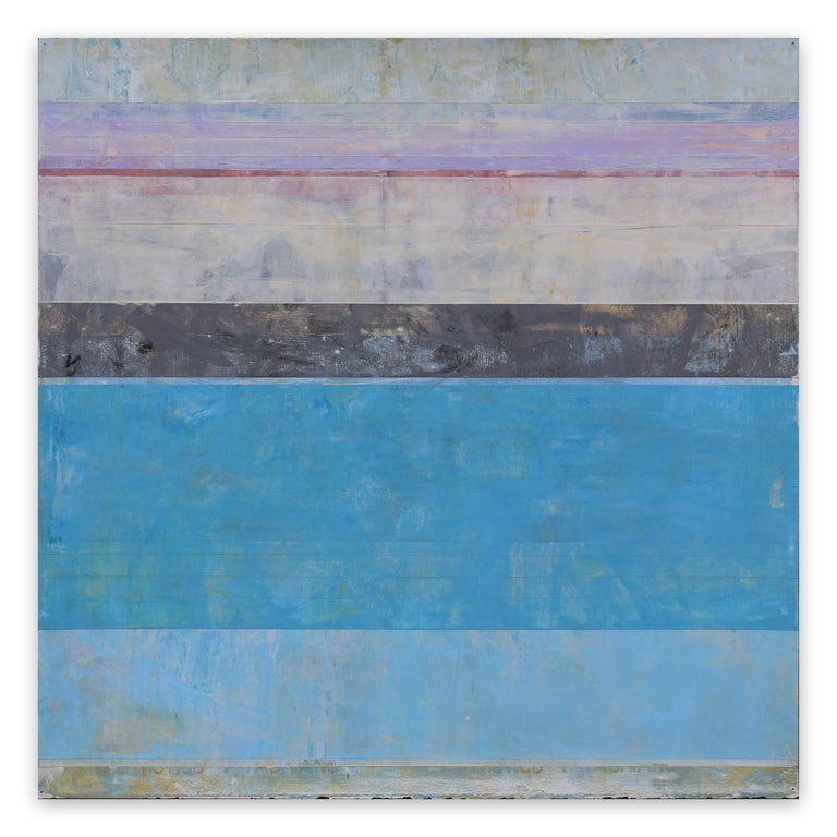 Clay Johnson Abstract Painting - Untitled 560