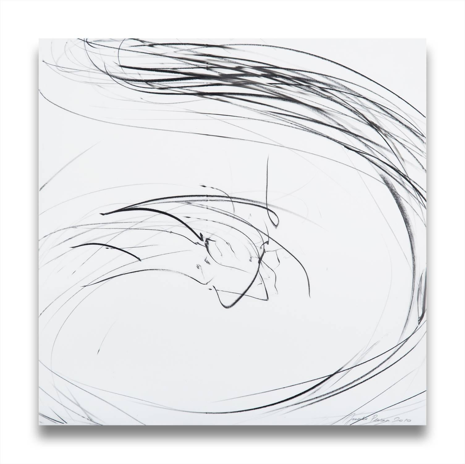 Small maelstrom (Ref 855) (Abstract drawing)