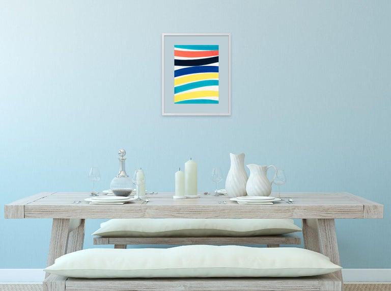 Octave - Painting by Kim Uchiyama
