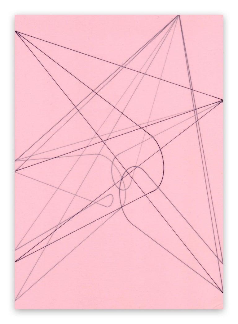 Richard Caldicott Abstract Drawing - Untitled 2006