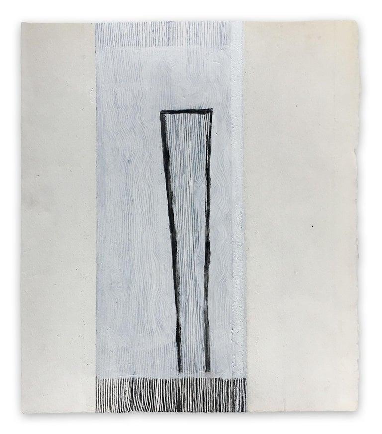 Fieroza Doorsen  Abstract Drawing - Untitled 2012