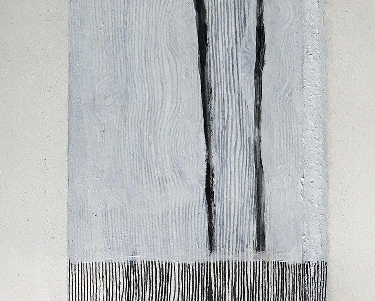 Untitled 2012 - Abstract Art by Fieroza Doorsen