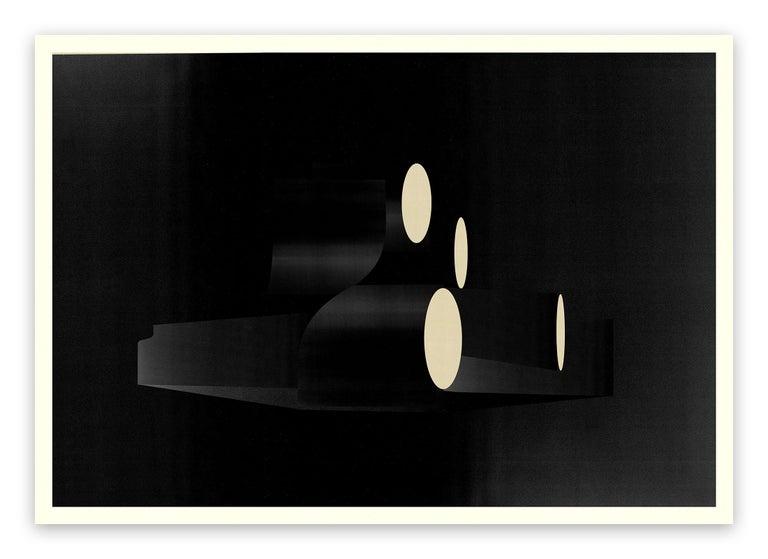 Jesús Perea Abstract Print - M272