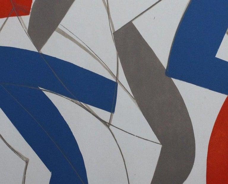 14AV11G-2014 - Abstract Print by Alain Clément