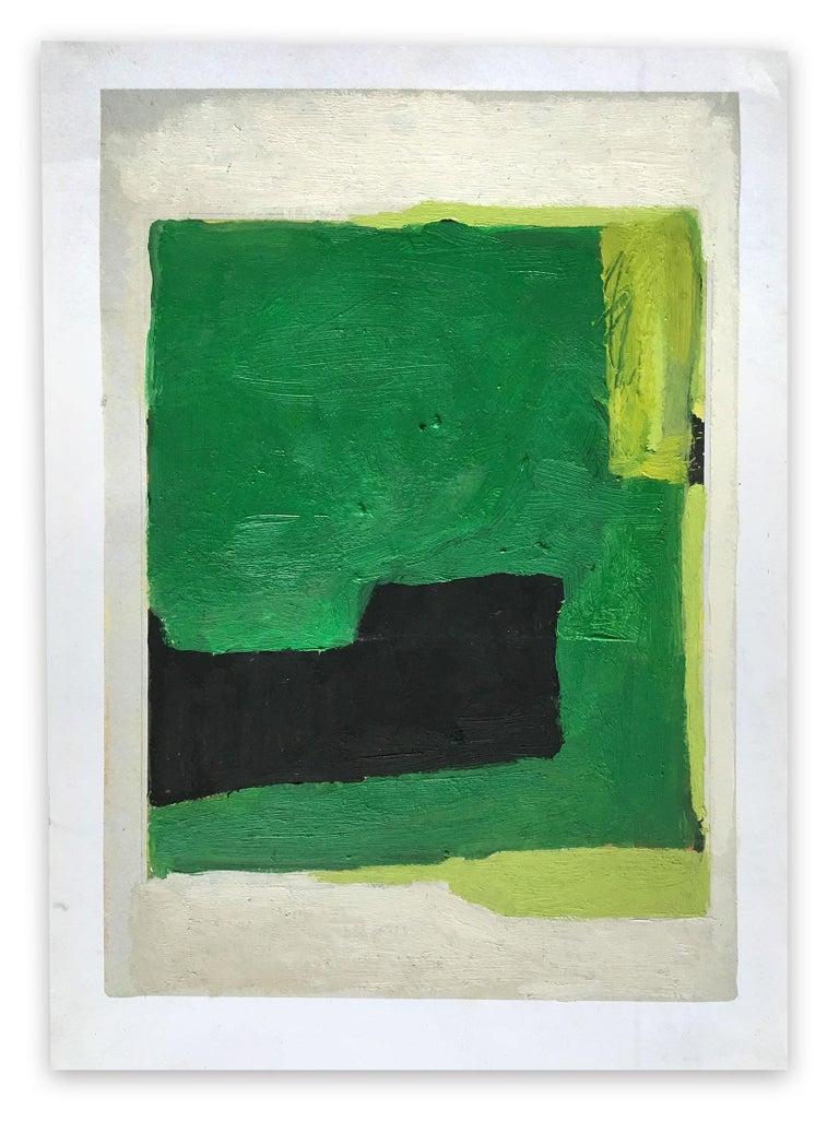 Fieroza Doorsen  Abstract Painting - Untitled 2011