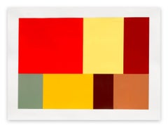 Test Pattern 8 (Naples) (Abstract painting)