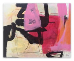 Relation 2 (Abstract painting)