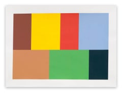 Test Pattern 10 (Venice) (Abstract painting)