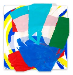Jazz: Chick's 'Chelsea Shuffle' #4 (Abstract painting)