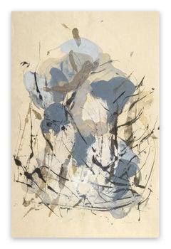 Guna QQ (Abstract painting)