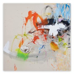 Family Tree (Abstract painting)