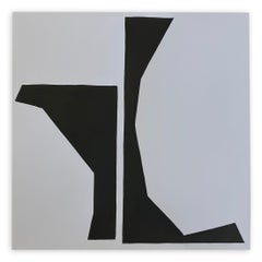Cut-Up Paper 2006 (Abstract painting)