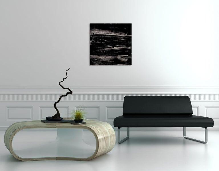 Collection 21 (Abstract painting) - Painting by Carson Cartier