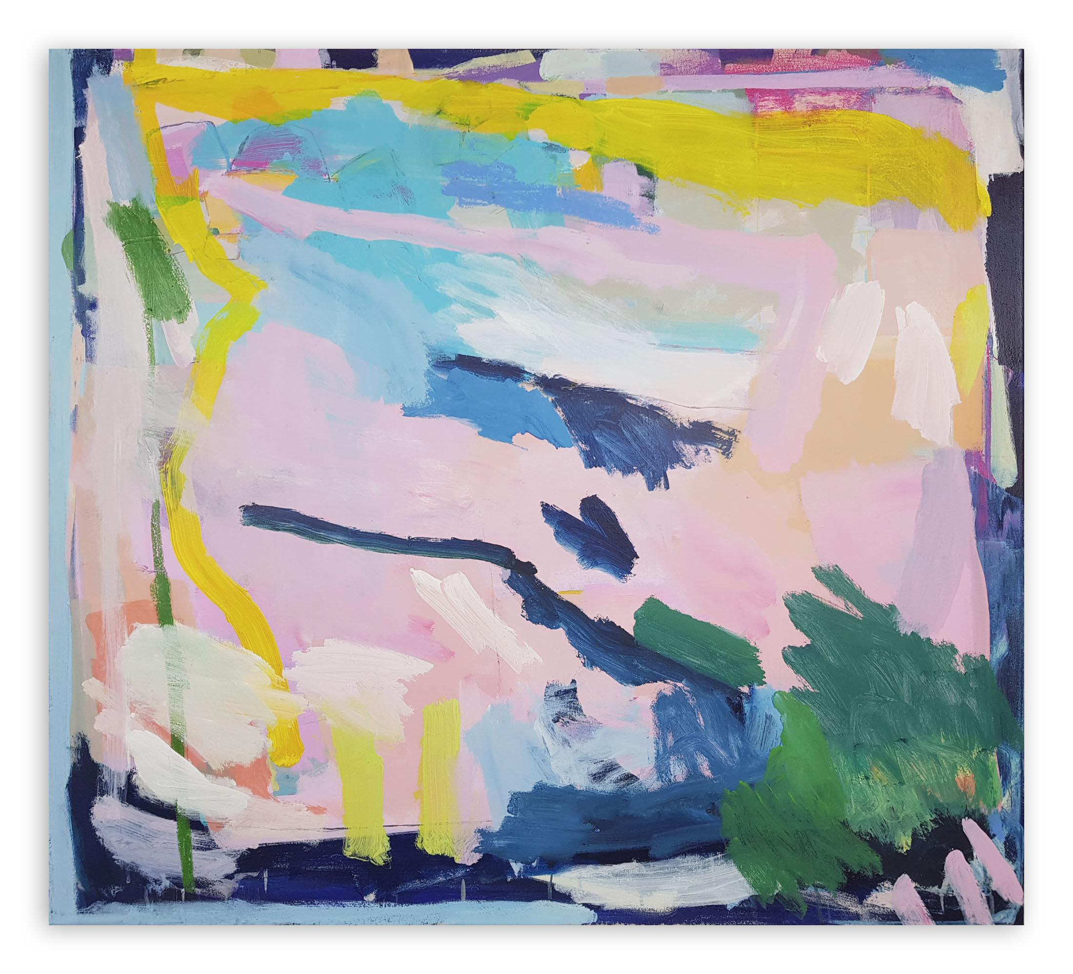 Untitled 55781 (Abstract painting)