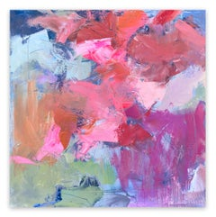 Summer Solstice (Abstract painting)