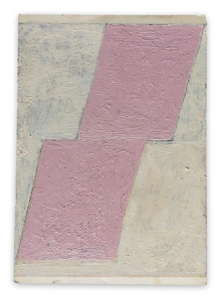Fieroza Doorsen  Abstract Painting - Untitled 2010