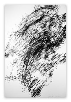 Tipping Point #5 (Abstract drawing)
