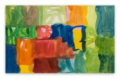 Yaddo A (Abstract Expressionism painting)