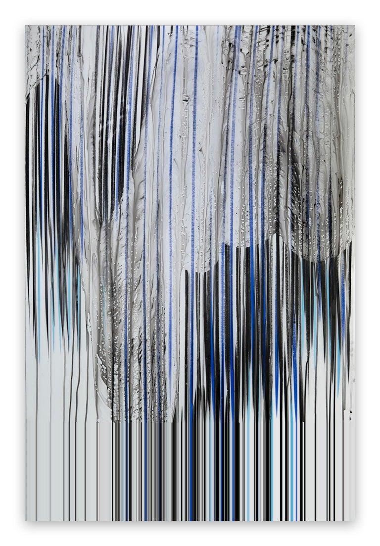 Jaanika Peerna Abstract Drawing - Big Melt #16 (Abstract drawing)