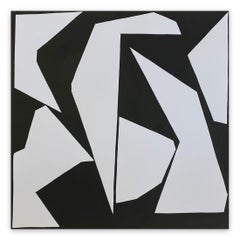 Cut-Up Paper 2007 (Abstract painting)