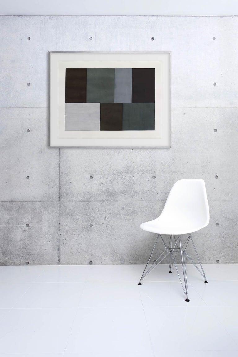 Test Pattern 5 (Grey study) - Art by Tom McGlynn