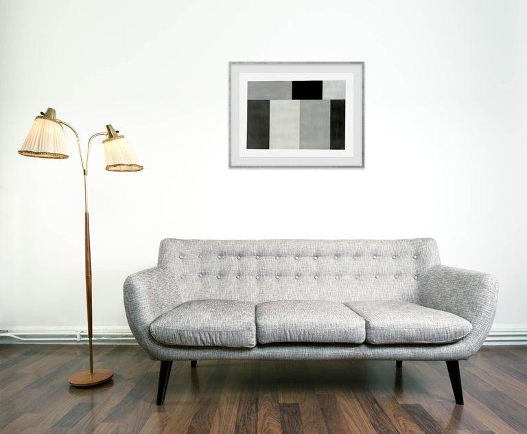 Test Pattern 6 (Grey study) - Art by Tom McGlynn