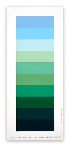 Emotional Color Chart 109 (Abstract Drawing)