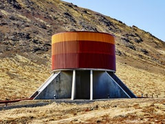 WATER TOWER, ICELAND