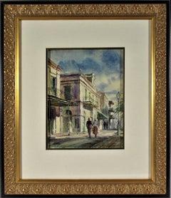French Quarter Street Scene, New Orleans