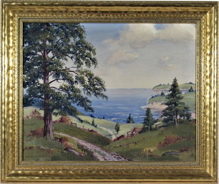 Ernest Fredericks Landscape Painting - Landscape