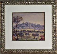 Central Australian Landscape