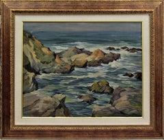 Coastal Scene, California