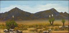 Southwestern Desert Landscape