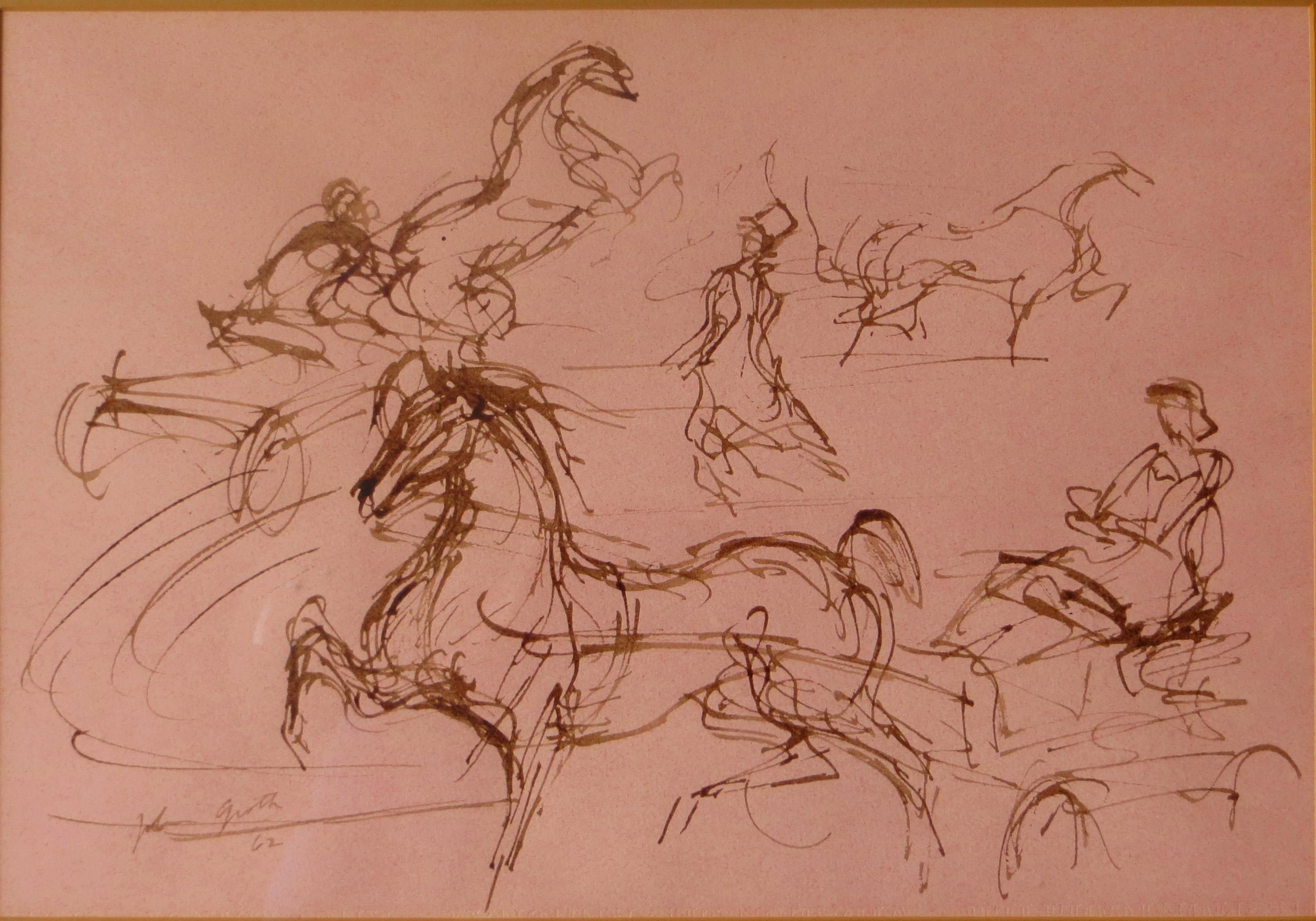 1962 Horse Show