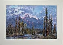 The Purple Mountain's Majestic