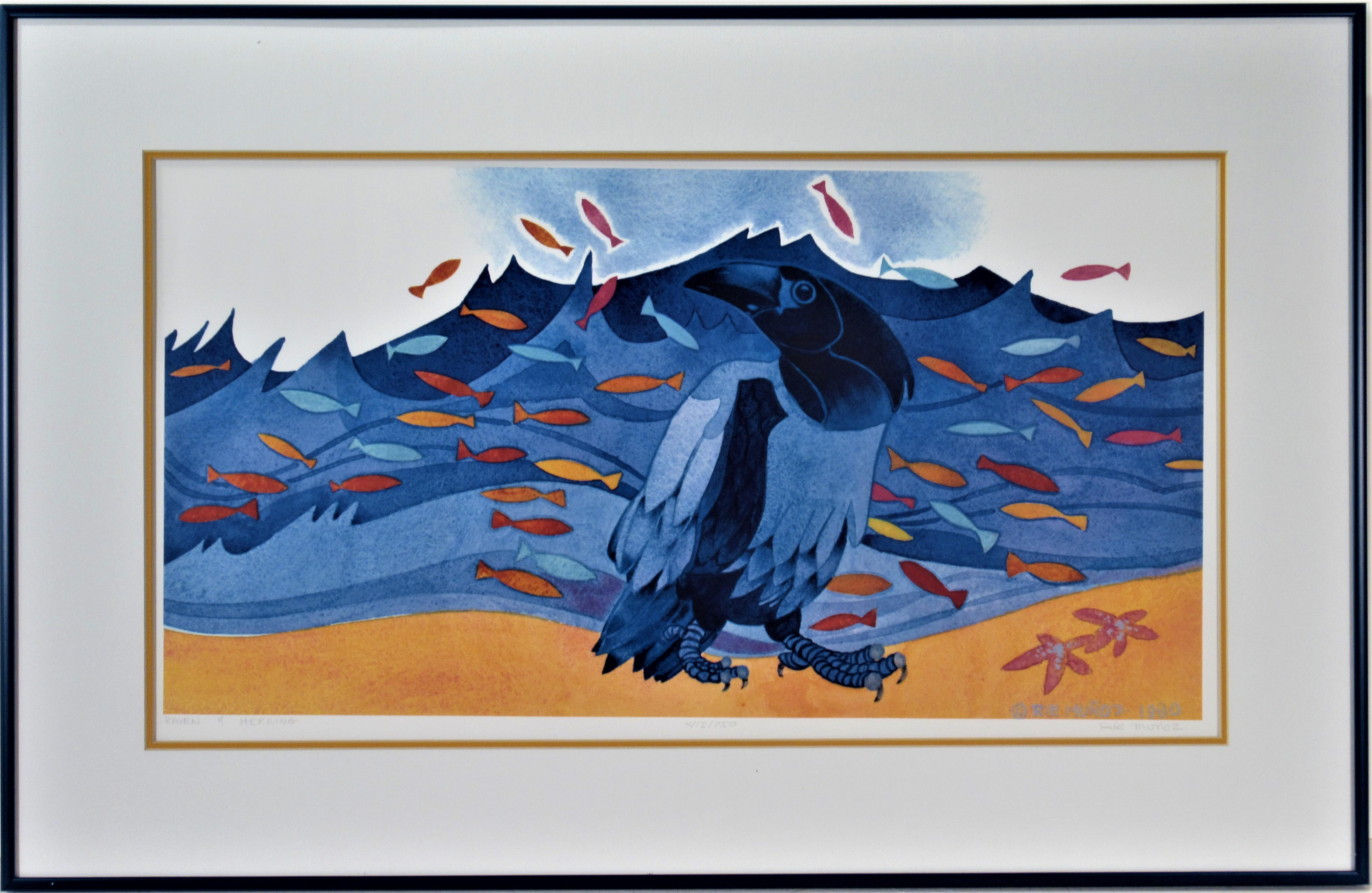Raven and Herring