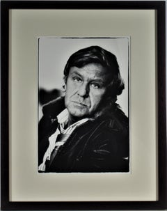 German Actor Frank Horst, Hamburg 1989