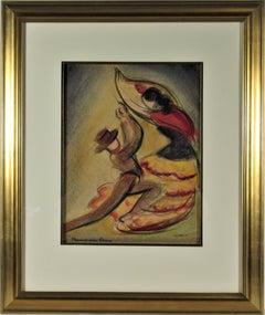 """Flamenco Avec Rosario""  (Florence Perez Padilla)"