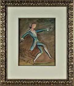 Serge Golovine, Grand Ballet de Monte Carlo, 1949