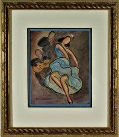 Danse Espagnole, Teresa Viera Romero