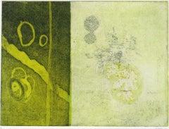 Abstract Monotype - Elipse III