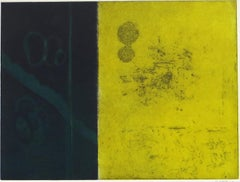 Abstract Monotype - Elipse V
