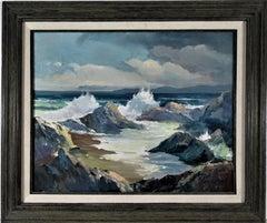 Seascape Near Monterey