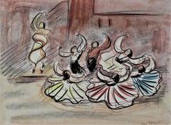 Danseuses Espagnoles (Spanish Dancers)