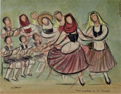 Danse populaire des Isles Canaries (Dance Popular from the Canaries Islands)