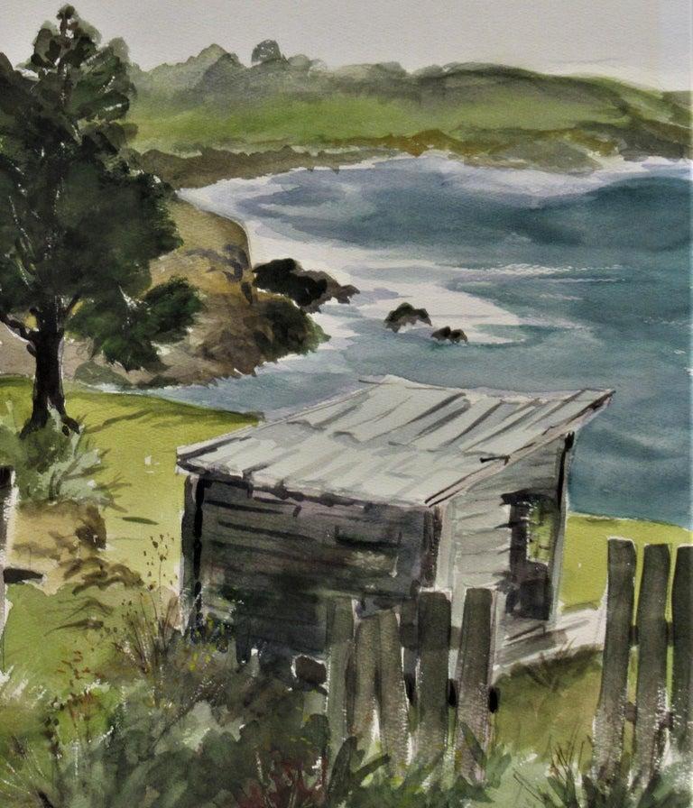 Early Spring - American Impressionist Art by Helen Florenzen