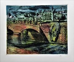 Paris, Le Pont Neuf