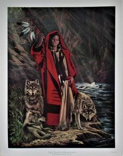 Biagoth Eecuebeh Hehsheesh-Chedah (Red Ridinghood and her Wolves)